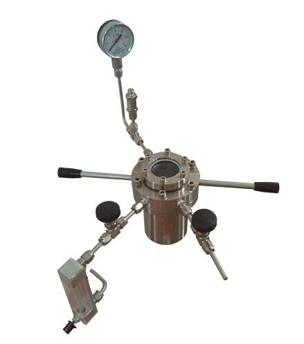 YM-BFYQ500光化学不锈钢反应器
