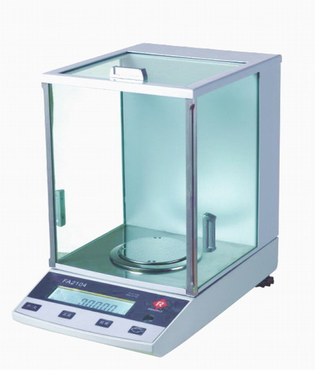 JA系列电子天平 (精度1mg)